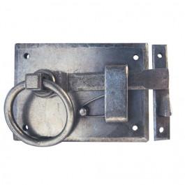HF48 Pewter Handforged Gate Latch