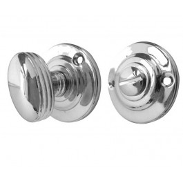 JV2680-PC Turn & Release Fluted-Ringed-Lined Jedo Polished Chrome
