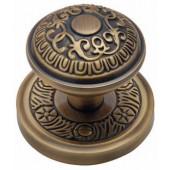 AYD1324-AT Heritage Brass Aydon Sprung Mortice Knob