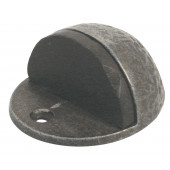 PEW186 Pewter Floor Mounted Door Stop