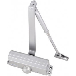 ECLIPSE 28730 OVERHEAD DOOR CLOSER SILVER FIRE RATED