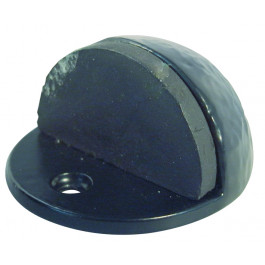 JAB186 - Floor Mounted Door Stop Black Antique