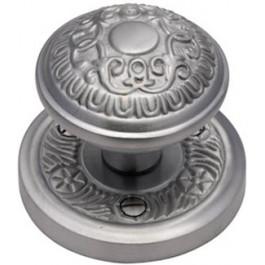 AYD1324-SC Heritage Brass Aydon Sprung Mortice Knob
