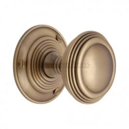 G00986-AT Heritage Brass Goodrich Sprung Mortice Knob