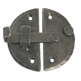 HF50 Pewter Cabinet Latch