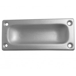 Aluminium Flush Pull J1408