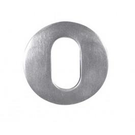 Aluminium Oval Profile Escutcheon J4647B