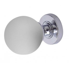 JH5204 Frosted Ball Glass Sprung Mortice Knob Furniture Jedo