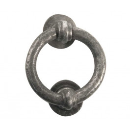 PEW7 Pewter Ring Knocker
