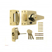 ERA 1930-31 BS High Security Nightlatch 60mm - Brass