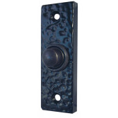 JAB118 - Rectangular Bell Push 76mm x 25mm - Black Antique
