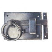 HF48 Pewter Handforged Gate Latch
