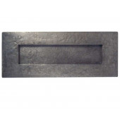 PEW12 Pewter Letter Plate